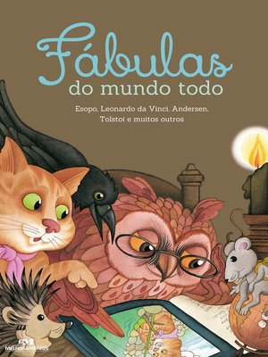 cover image of Fábulas do Mundo Todo