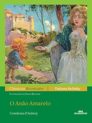 cover image of O Anão Amarelo