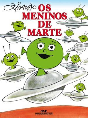 cover image of Os Meninos de Marte