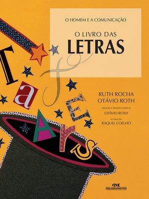 cover image of O Livro das Letras