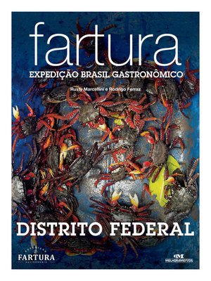 cover image of Fartura: Expedição Distrito Federal