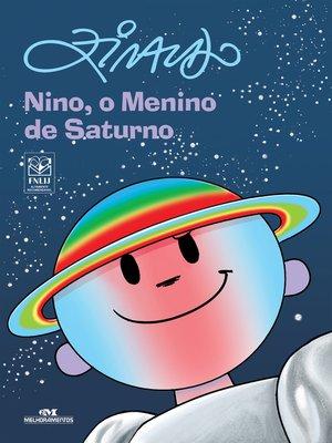cover image of Nino, o menino de Saturno