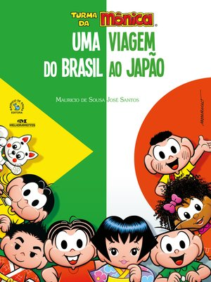 cover image of Turma da Mônica
