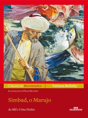 cover image of Simbad, o Marujo