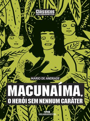 cover image of Macunaíma