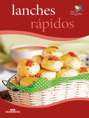 cover image of Lanches Rápidos