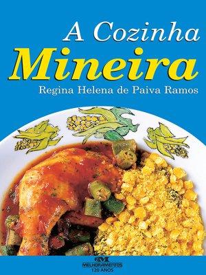 cover image of A Cozinha Mineira