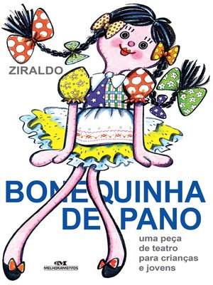 cover image of Bonequinha de Pano