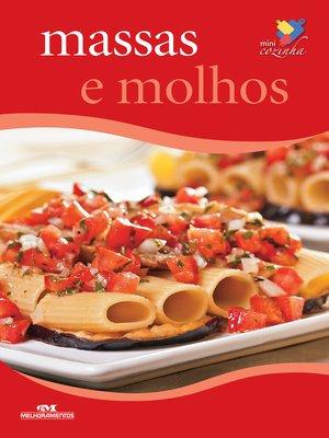 cover image of Massas e Molhos