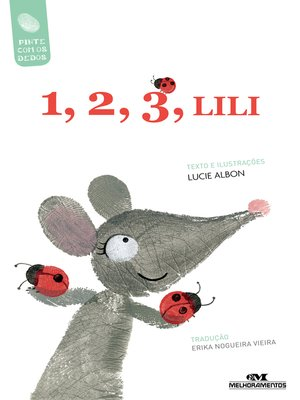 cover image of 1, 2, 3, Lili