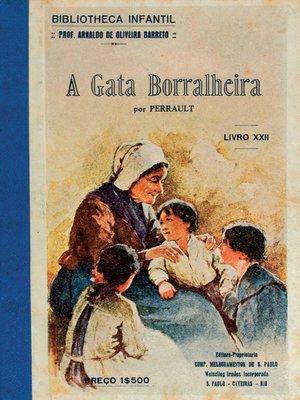 cover image of A Gata Borralheira