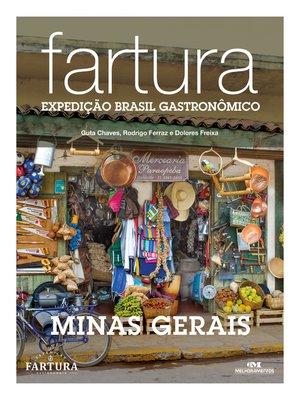 cover image of Fartura: Expedição Minas Gerais