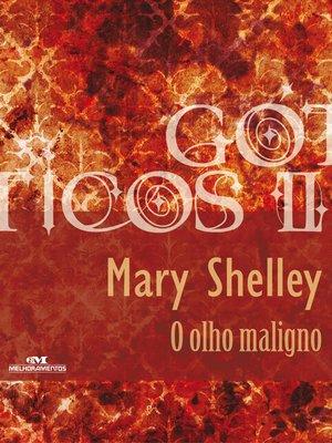 cover image of O Olho Maligno