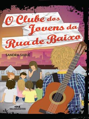 cover image of O Cube dos Jovens da Rua de Baixo