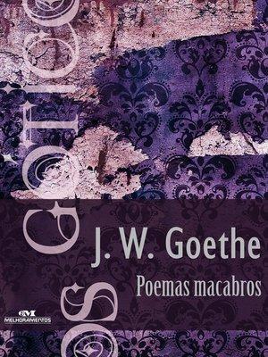 cover image of Poemas Macabros