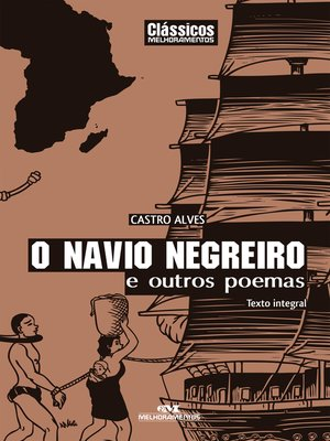cover image of O Navio Negreiro e Outros Poemas