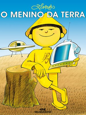 cover image of O Menino da Terra
