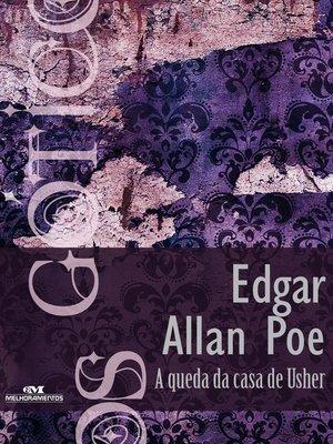 cover image of A Queda da Casa de Usher