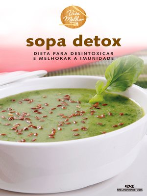 cover image of Sopa Detox