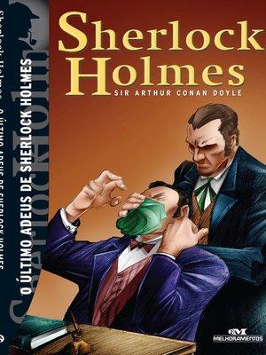 cover image of O Último Adeus de Sherlock Holmes