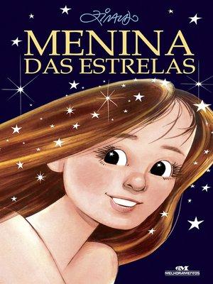 cover image of Menina das Estrelas