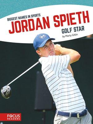 cover image of Jordan Spieth
