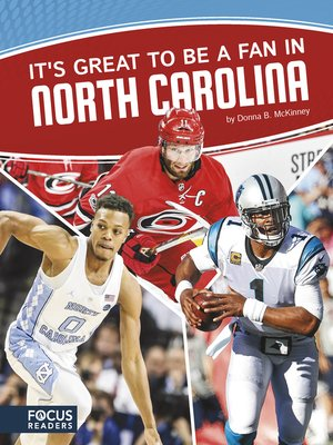 cover image of It's Great to Be a Fan in North Carolina