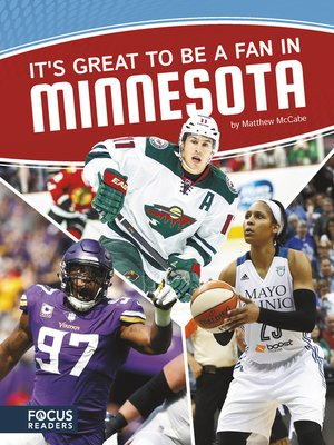 cover image of It's Great to Be a Fan in Minnesota