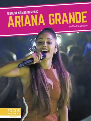 cover image of Ariana Grande