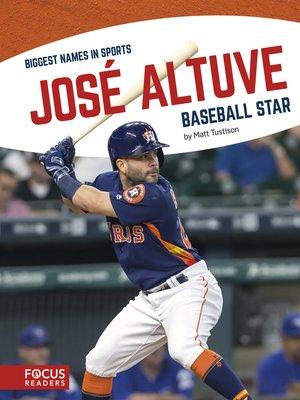 cover image of José Altuve