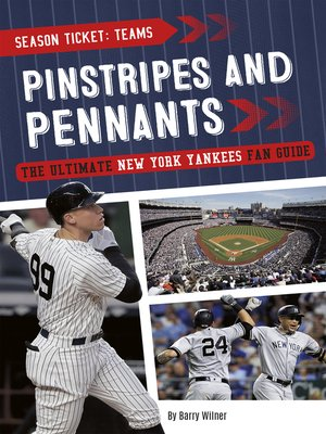 cover image of Pinstripes and Pennants