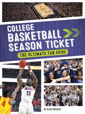 cover image of College Basketball Season Ticket