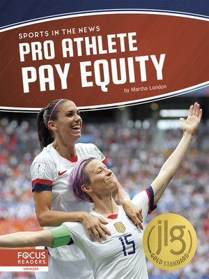 cover image of Pro Athlete Pay Equity