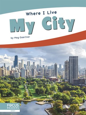 cover image of My City