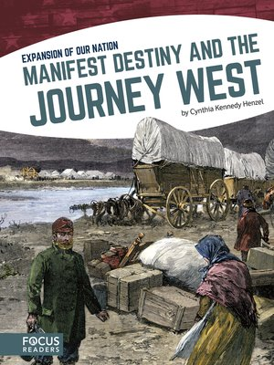 cover image of Manifest Destiny and the Journey West