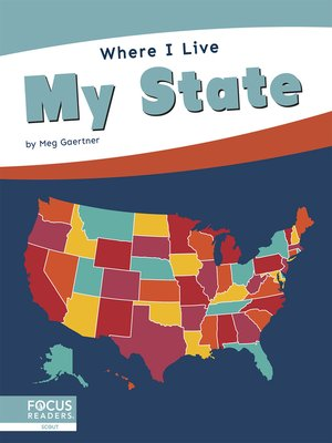 cover image of My State