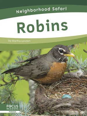 cover image of Robins