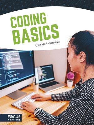 cover image of Coding Basics