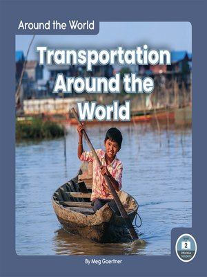 cover image of Transportation Around the World
