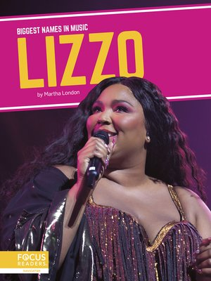 cover image of Lizzo
