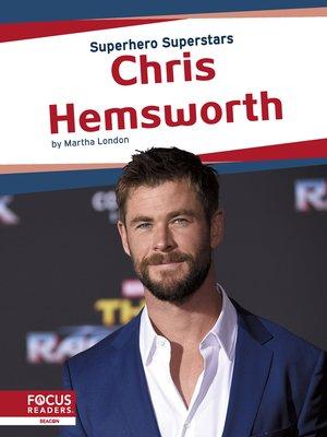 cover image of Chris Hemsworth