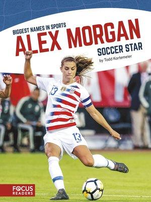 cover image of Alex Morgan