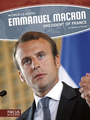 cover image of Emmanuel Macron