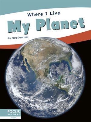 cover image of My Planet