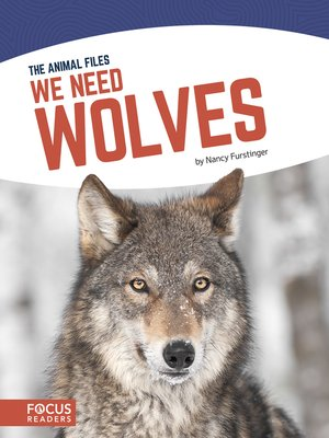 cover image of We Need Wolves