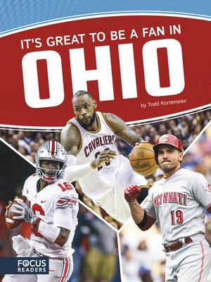 cover image of It's Great to Be a Fan in Ohio