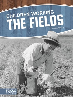 cover image of Children Working the Fields
