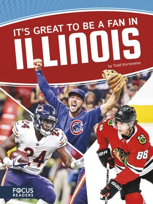 cover image of It's Great to Be a Fan in Illinois