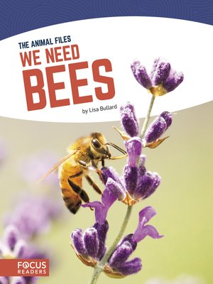 cover image of We Need Bees