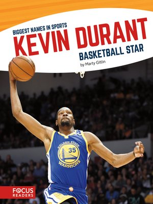 cover image of Kevin Durant